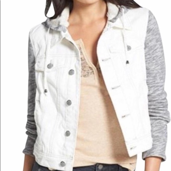 Free People Jackets & Blazers - Free People denim jacket